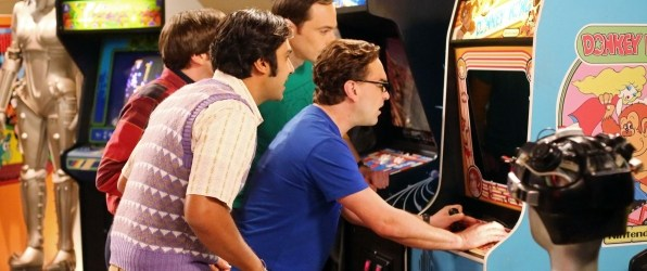 Newsbag: T-Shirts; 8Bit Barcade Opens; Big Bang Theory; NTG #22