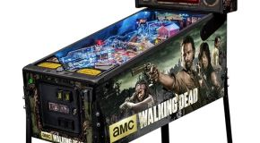Stern Pinball's The Walking Dead Is Getting A Premium Version