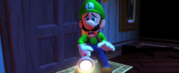 Luigi's Mansion Arcade Exclusively Available At Dave & Busters Until Summer
