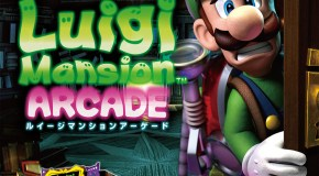 Capcom Launches New Trailers For Luigi Mansion Arcade And Cytus Omega