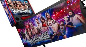 Stern Pinball To Unveil WrestleMania Pinball At CES2015 UPDATED