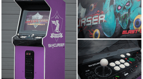 Coming Soon To JAMMA-based Arcades: Skycurser