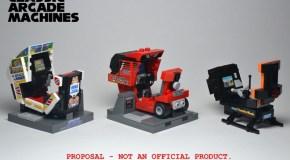 Newsbag: Charity Arcade; Sega+Legos; WrestleMania LE; TRON 3; NTG#39