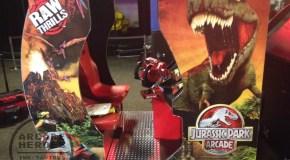 No Fooling: Jurassic Park Arcade Unboxing