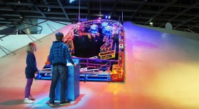 A Pinball Machine of Astronomical Proportions: Galactic Dimension