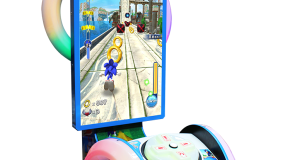 New info on Sega's Sonic Dash Extreme Arcade Game