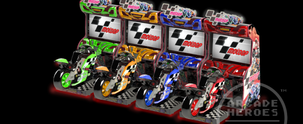 Arcade Heroes The Next Racing Game From Play Mechanix & Raw