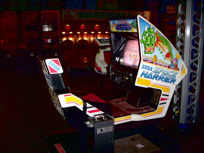 Arcade Heroes Retro: Space Harrier's 30th Anniversary - Happy ...