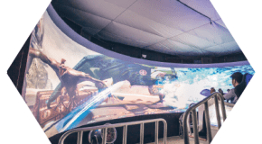 UNIS To Showcase Galactic Force 6D Ride At IAAPA 2015