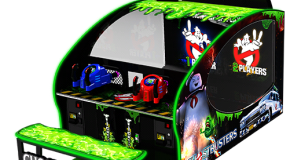 IAAPA Monday: Ghostbusters Cabinet; The Hobbit Pinball; New videmption by Coastal; Catch The Light