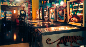 Location News: Superelectric Pinball Parlor Opens In OH; Rossi Pizza Vs. Pizza Oven In WI