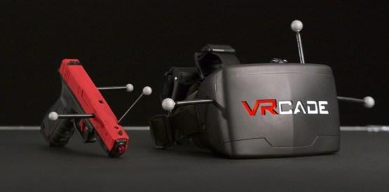 VRCADE-gear