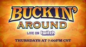 Play Mechanix Launches Buckin' Around Weekly Online Show
