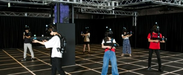 The Zero Latency VR Arena Now Open At The Tokyo Joypolis