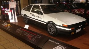 Happy 8-6 Day! Honoring the 30th Anniversary of the 1986 Toyota Corolla from Initial D