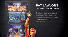 Jersey Jack Pinball Unveils The Pat Lawlor Game: Dialed In!
