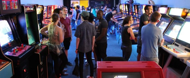 New Arcades: Harp-Cade (NJ); Bar 145 Reset (OH); The Dam Sports Arcade (OR); Flippin Great Pinball (FL); Netherworld (Au); Dave & Busters (CA)