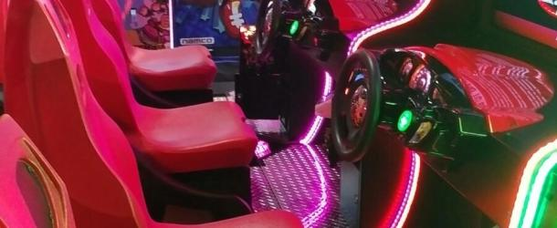 IAAPA 2016 Part 2 – Racing Edition (Daytona 3, Cruis'n Blast, Maximum Tune 5, Ultra Race)