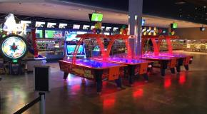 New Arcades: Main Event (KS); T3 Arcade (KS);