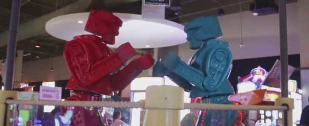 Newsbytes: Skycurser; Soul Reverse Arcade; Rock 'Em Sock 'Em Robots Arcade