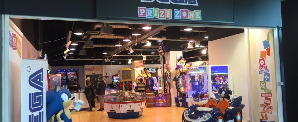 Sega Amusements Returns To Amusement Operations With Sega Prizezone In Hertfordshire, UK