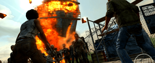 The Walking Dead Arcade To Begin Shipping The Week Of Jan. 23rd