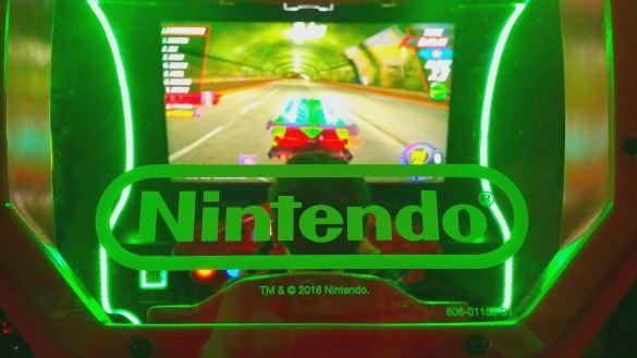 Nintendo logo Cruis'n
