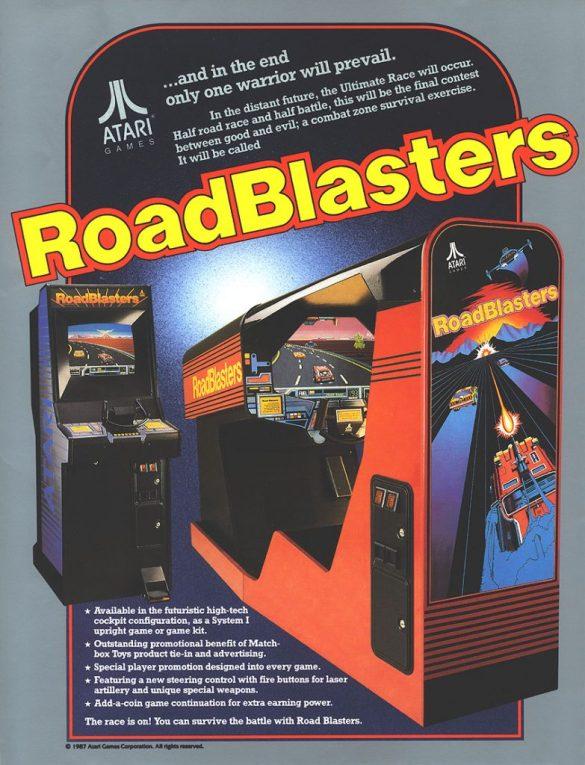 RoadBlasters Flyer