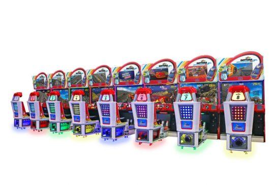 Daytona Championship USA 8 Player Arcade