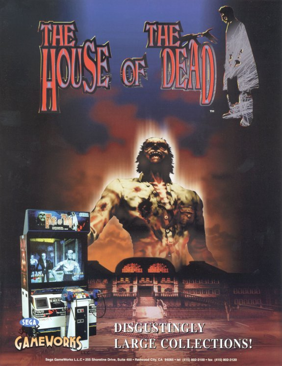 House of the Dead Flyer