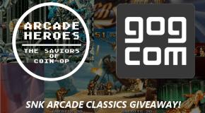 Select Neo Geo MVS Games Come To PC Via GOG.com – Giveaway Contest Inside!