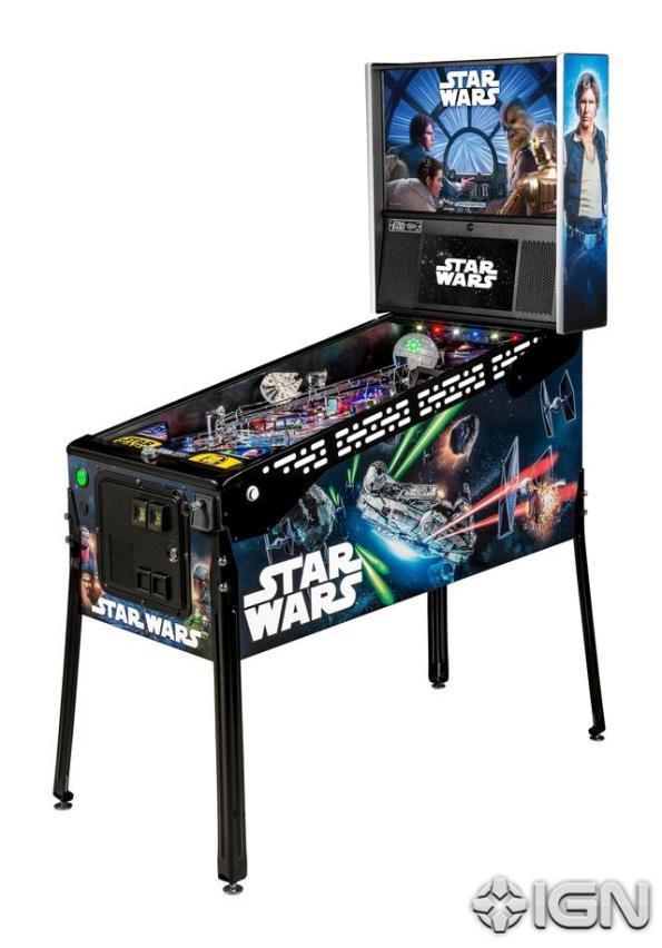 Stern Star Wars Pinball LE
