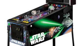 Star Wars Pinball Revealed In Detail