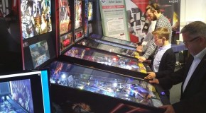 Star Wars Pinball Appears At The Park Avenue Open Day (UK)
