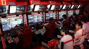 Sega World Drivers Championship 2018 Begins Testing
