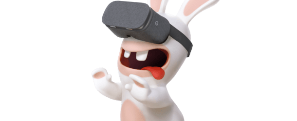 Ubisoft 'Rabbids' VR Roller Coaster Spotted On Test In Texas