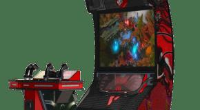 Sneak Peek: Nex Machina Death Machine Arcade In Cabinet Form