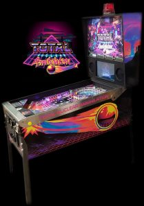 Total Nuclear Annihilation Pinball by Spooky Pinball