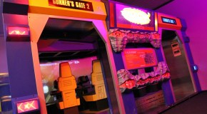 Tracking down the Namco Galaxian 3 6 Player Theater from Niagara Falls, Ontario Canada and Beyond