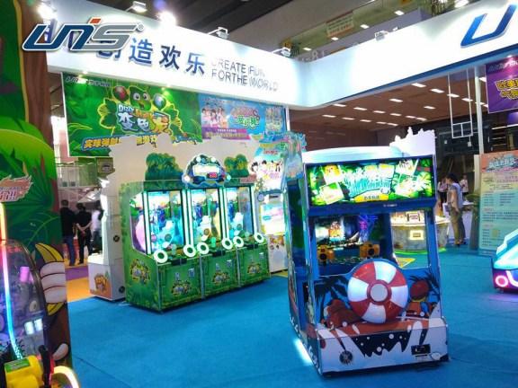 UNIS at GTI Asia China 2017