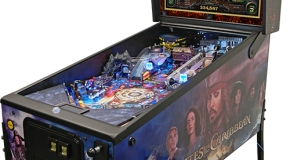 Game #4 From Jersey Jack Pinball: Pirates Of The Caribbean