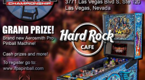 Big Buck World Championship 2017 Taking Place Oct. 27th & 28th; Stern Pinball Joins In The Fun