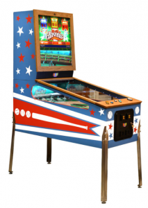 All Stars Baseball novelty arcade game