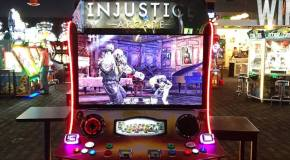 Dave & Busters Launches Injustice Arcade With Exclusive Cabinet; Sales Open For General Release