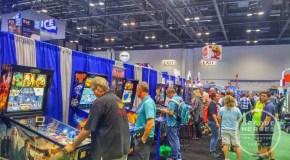 IAAPA 2017: Pinball & Baseball; Namco; Mannequin Challenge