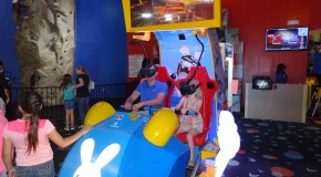 IAAPA 2017: LAI Games Adds Virtual Rabbids: The Big Ride To Their Website