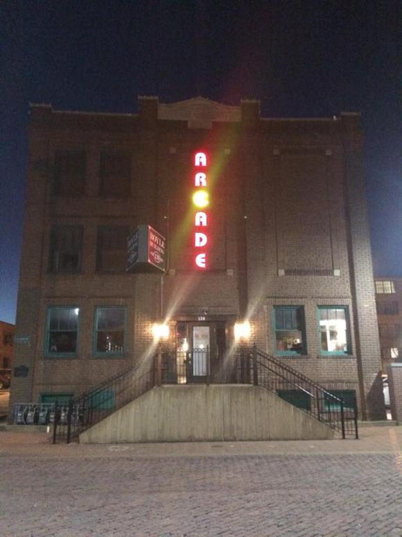 The Arcade Kansas