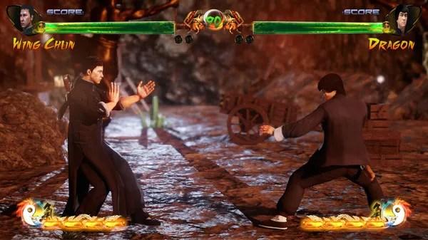 The Kung Fu Vs. Karate Champ