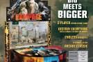 Adrenaline's Rampage Headed To The Wide Arcade Market In June
