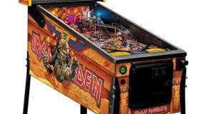 Stern Unveils Iron Maiden Premium Models